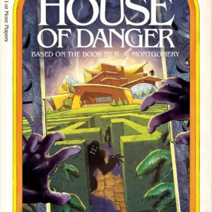 Buy Choose Your Own Adventure: House of Danger only at Bored Game Company.