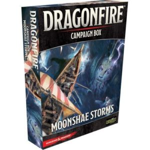 Buy Dragonfire: Campaign – Moonshae Storms only at Bored Game Company.