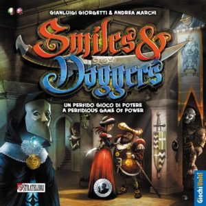 Buy Smiles & Daggers only at Bored Game Company.
