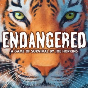 Buy Endangered only at Bored Game Company.