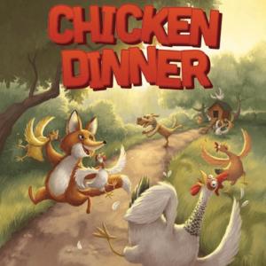 Buy Winner Winner Chicken Dinner only at Bored Game Company.
