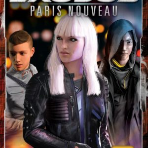 Buy Exodus: Paris Nouveau only at Bored Game Company.