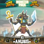 Buy King of Tokyo/New York: Monster Pack – Anubis only at Bored Game Company.