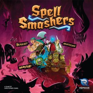 Buy Spell Smashers only at Bored Game Company.