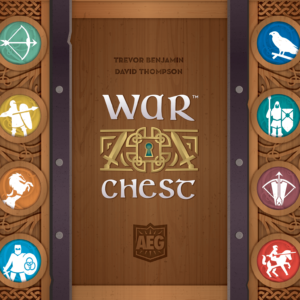 Buy War Chest only at Bored Game Company.