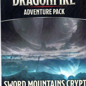 Buy Dragonfire: Adventures – Sword Mountains Crypt only at Bored Game Company.
