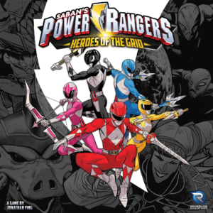 Buy Power Rangers: Heroes of the Grid only at Bored Game Company.
