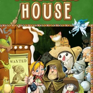 Buy Gingerbread House only at Bored Game Company.