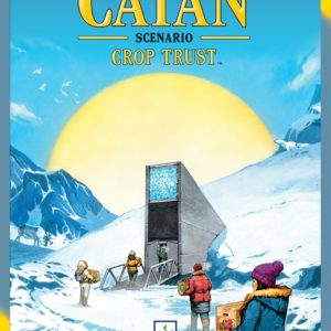 Buy Catan Scenario: Crop Trust only at Bored Game Company.