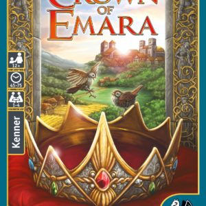 Buy Crown of Emara only at Bored Game Company.