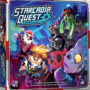 Buy Starcadia Quest: ARRRmada only at Bored Game Company.