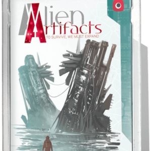 Buy Alien Artifacts: Breakthrough only at Bored Game Company.