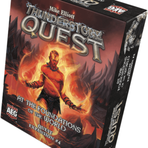 Buy Thunderstone Quest: At the Foundations of the World only at Bored Game Company.