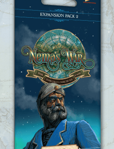 Buy Nemo's War (Second Edition): Bold and Caring Expansion Pack #2 only at Bored Game Company.