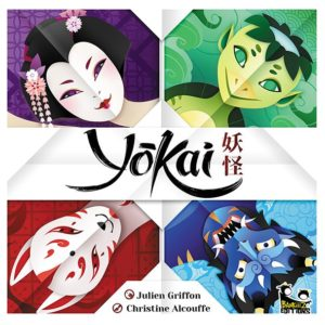 Buy Yōkai only at Bored Game Company.