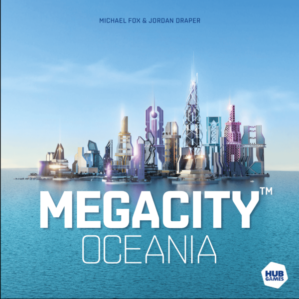 Buy MegaCity: Oceania only at Bored Game Company.