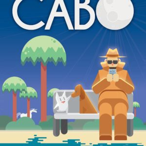 Buy CABO (Second Edition) only at Bored Game Company.