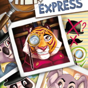 Buy Sherlock Express only at Bored Game Company.