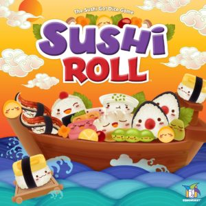 Buy Sushi Roll only at Bored Game Company.