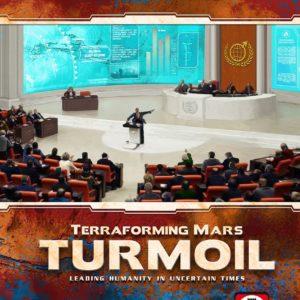 Buy Terraforming Mars: Turmoil only at Bored Game Company.