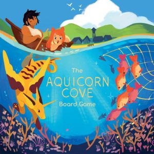 Buy The Aquicorn Cove Board Game only at Bored Game Company.
