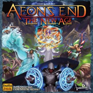Buy Aeon's End: The New Age only at Bored Game Company.