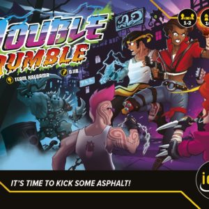 Buy 8Bit Box: Double Rumble only at Bored Game Company.