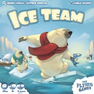 Buy Ice Team only at Bored Game Company.