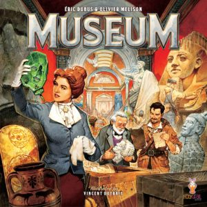 Buy Museum only at Bored Game Company.