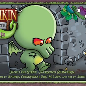 Buy Munchkin Dungeon: Cthulhu only at Bored Game Company.