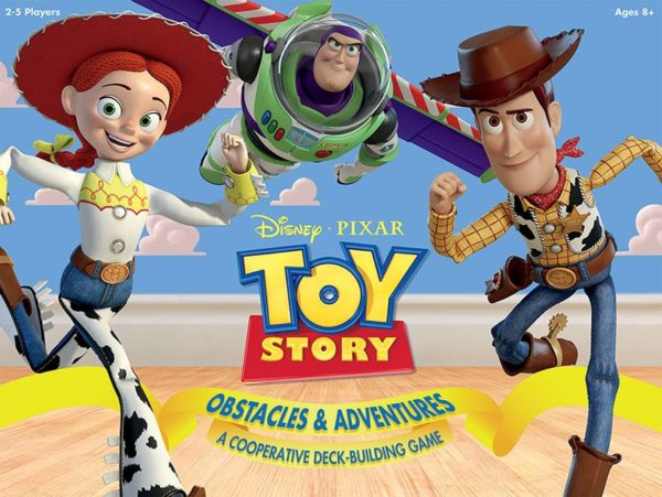 Buy Toy Story: Obstacles & Adventures only at Bored Game Company.