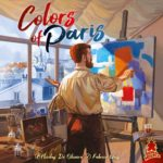 Buy Colors of Paris only at Bored Game Company.