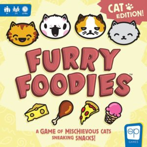 Buy Furry Foodies only at Bored Game Company.