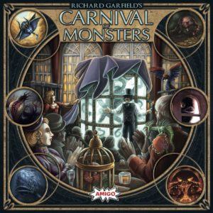 Buy Carnival of Monsters only at Bored Game Company.