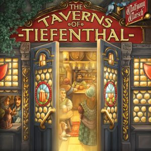 Buy The Taverns of Tiefenthal only at Bored Game Company.