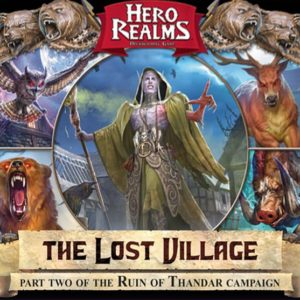 Buy Hero Realms: The Lost Village Campaign Deck only at Bored Game Company.