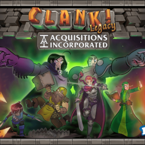 Buy Clank! Legacy: Acquisitions Incorporated only at Bored Game Company.