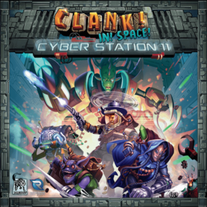 Buy Clank! In! Space!: Cyber Station 11 only at Bored Game Company.