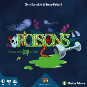 Buy Poisons only at Bored Game Company.