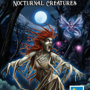 Buy Rune Stones: Nocturnal Creatures only at Bored Game Company.
