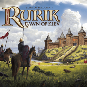 Buy Rurik: Dawn of Kiev only at Bored Game Company.