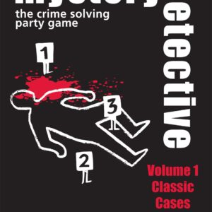 Buy Mystery Detective Vol. 1: Classic Cases only at Bored Game Company.