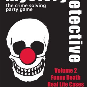 Buy Mystery Detective Vol. 2: Funny Death and Real Life Cases only at Bored Game Company.