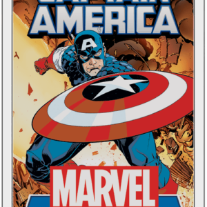 Buy Marvel Champions: The Card Game – Captain America Hero Pack only at Bored Game Company.