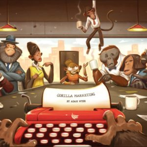 Buy Gorilla Marketing only at Bored Game Company.