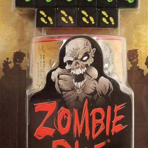 Buy Zombie Dice only at Bored Game Company.