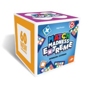 Buy Match Madness: Extreme only at Bored Game Company.