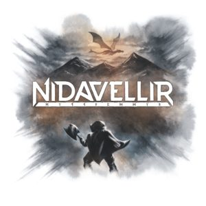 Buy Nidavellir only at Bored Game Company.