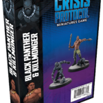 Buy Marvel: Crisis Protocol – Black Panther and Kilmonger only at Bored Game Company.