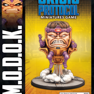 Buy Marvel: Crisis Protocol – M.O.D.O.K. only at Bored Game Company.